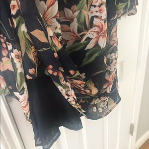 Nasty Gal Dresses - Floral Midi Dress